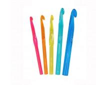 Набор пластиковых крючков GAMMA (8-15 мм)