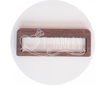Ручки для сумки деревянные