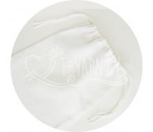 Мешочек S (32*24 см) белый